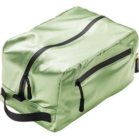 Cocoon Toiletry Kit Organizer bagażu Satyna, zielony